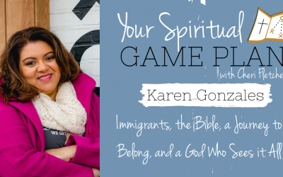 Immigrants, the Bible, a Journey to Belong, and a God Who Sees it All