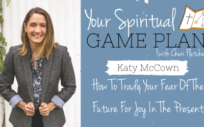 How To Trade Your Fear Of The Future For Joy In The Present