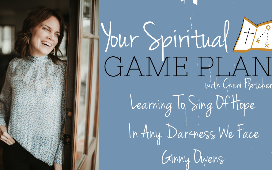 Learning To Sing Of Hope In Any Darkness We Face. Episode 150