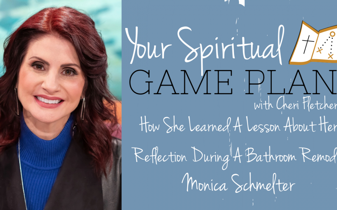 How She Learned A Lesson About Her Reflection During A Bathroom Remodel. Episode 152