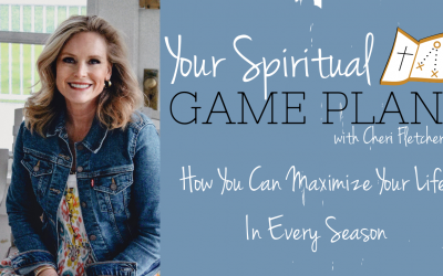 How You Can Maximize Your Life In Every Season. Episode 149