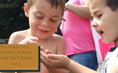 The Power of a Child Who Already Knows His Purpose PART 2