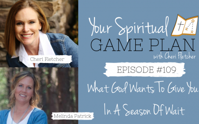 Episode 109 What God Wants To Give You In A Season Of Wait